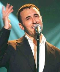 Kadem El Saher, one of the great Arab singers