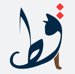 "Arabic ""cat"" pictogram"